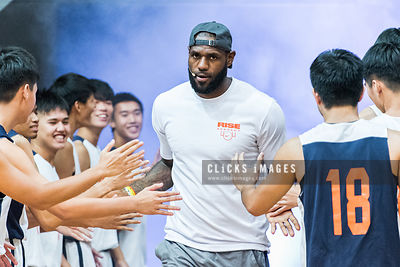 LeBron James Tour - Hong Kong photos