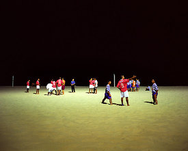 Copacabana Night Soccer | Brazil