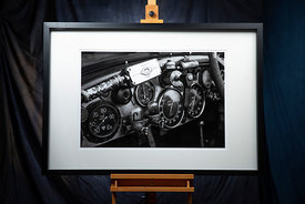 'Bentley Blower' Le Mans 2014: Photographer: Neil Emmerson: £975 including UK VAT