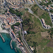 Pizzo aerial photos