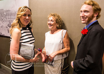 Hoopla - Les Misérables Opening Night Pos-show Gala, TCR, June 20, 2014