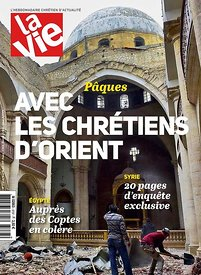 La Vie Magazine Cover, Syria, Publications by Alfred Yaghobzadeh,