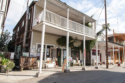 Historical Locke, California