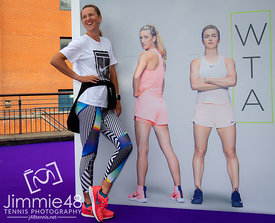 2018 WTA Tennis on the Thames - 28 Jun