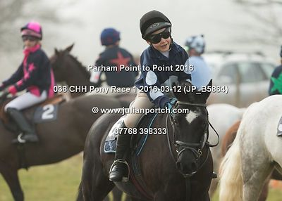 2016-03-12 CHH Parham Point to Point