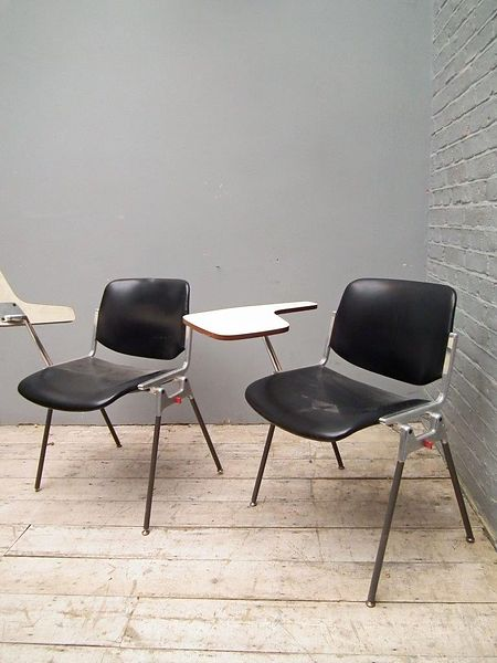 1960's Castelli chairs