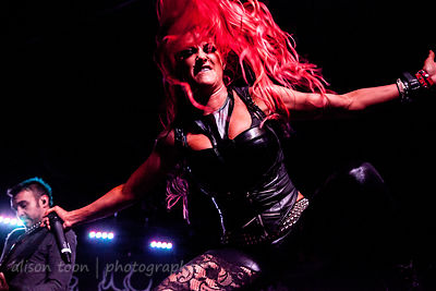 Heidi Shepherd, vocals, Butcher Babies