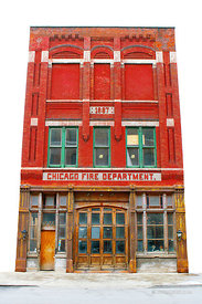 OLD CHICAGO FIRE DEPARTMENT BUILDING