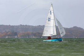 Dolphin 38, Parkstone YC Winter Dinghy Series 2018, 20181111007