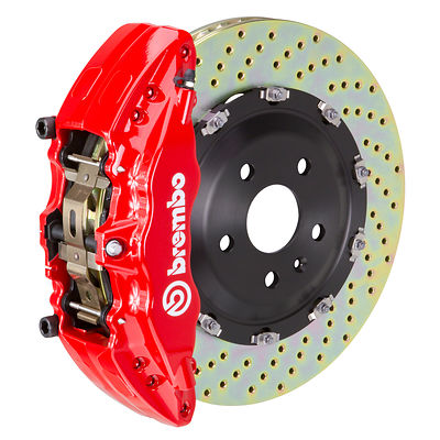 Brembo Performance J-Caliper (6-Piston)