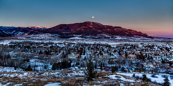 796 Moonset Red Lodge