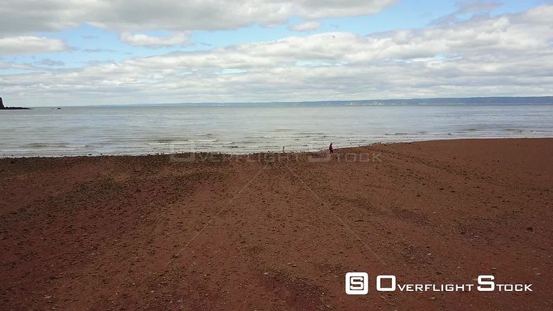 Bay of Fundy Beach