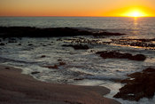 Sunset, Sea Point, Cape Town, South Africa
