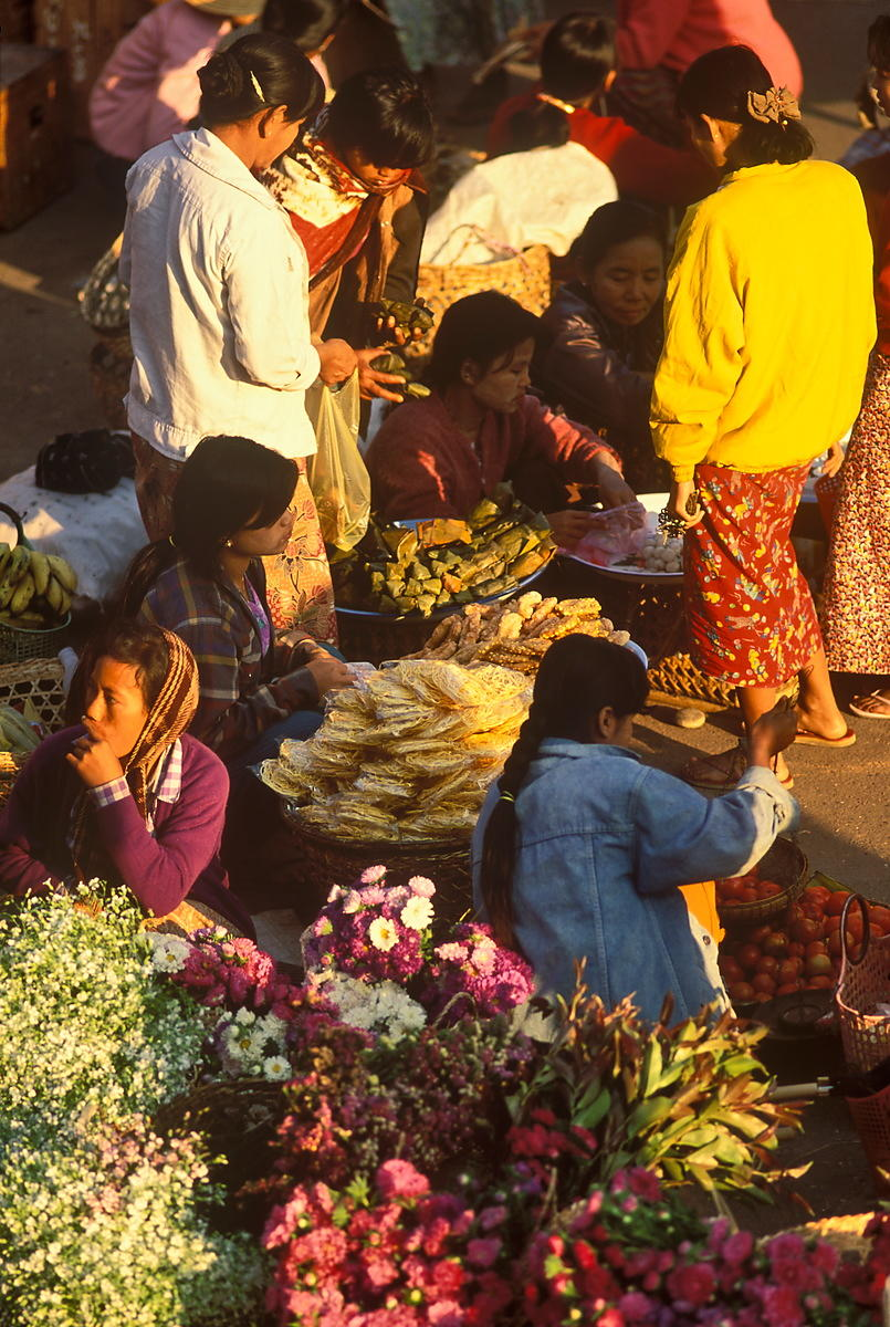 Morning market