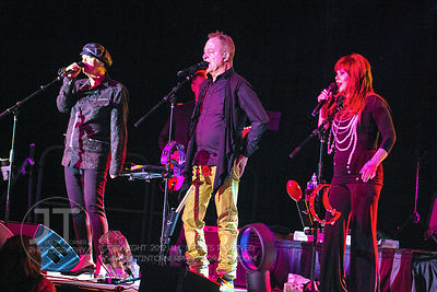 Hoopla - B-52s, Riverside Casino & Resort, February 14, 2015