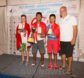IODA Asian & Oceanian Champs 2017