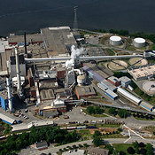 Champion Paper Mill, Bucksport