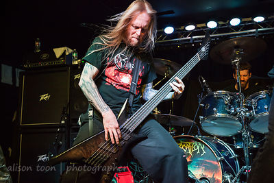 Derek Boyer, bass, Suffocation