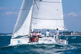 Firestarter, GBR 8560R, Bavaria 35 Match, 20130720038