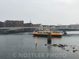 Copenhagen Harbour Bus