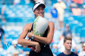 Western & Southern Open 2017, Cincinnati, United States - 20 Aug 2017
