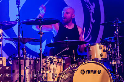 Justin Foley, drums, Killswitch Engage