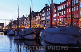 Christmas in Nyhavn