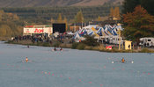 Taken during the Maadi Cup Regatta 2018, Lake Ruataniwha, Twizel, New Zealand; ©  Rob Bristow; Frame 2423 - Taken on: Friday ...