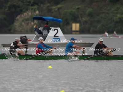 Taken during the World Masters Games - Rowing, Lake Karapiro, Cambridge, New Zealand; ©  Rob Bristow; Frame 3515 - Taken on: Sunday - 23/04/2017-  at 16:53.22