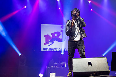 Corneille - NRJ Music Tour
