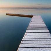 Frosty Jetty (Square)