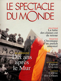 Le Spectacle du Monde Magazine