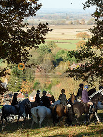 on the Belvoir Estate. The Belvoir Hunt at the Kennels 13/11
