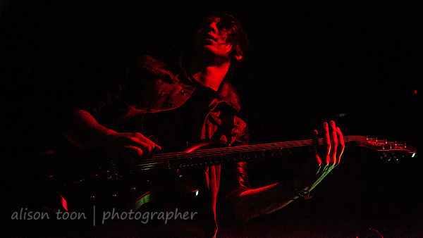 Chris Linck, guitar, Attila, Ace of Spades, Sacramento
