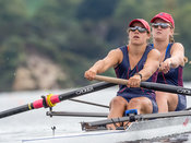 Taken during the NZSSRC - Maadi Cup 2017, Lake Karapiro, Cambridge, New Zealand; ©  Rob Bristow; Frame 1160 - Taken on: Frida...