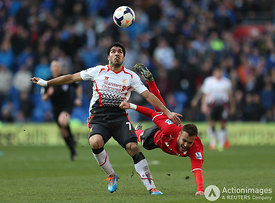 Cardiff City v Liverpool - Barclays Premier League