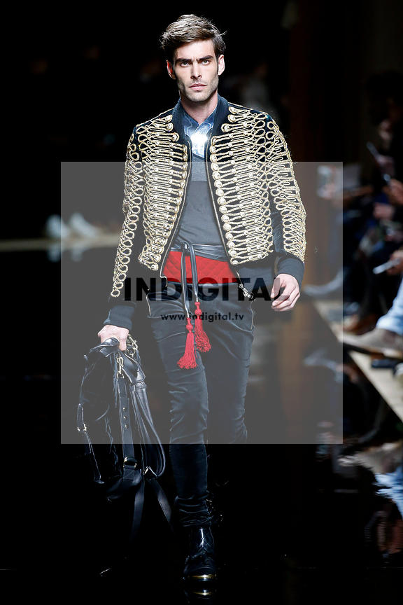 Balmain Collection AW16 Mens