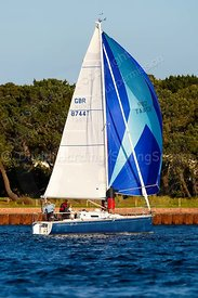 Arlanamor, GBR8477T, Beneteau First 27.7, Parkstone Monday Night Cruiser Series, 20180514078