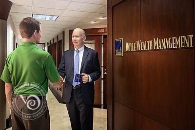 Commercial - Business Photography | Doyle Wealth