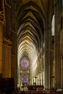 cathédrale ND de Reims (XIVe)