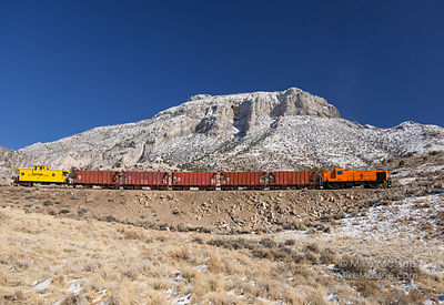 ALCO RS-3 at Nevada Northern Railway