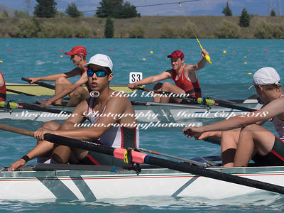 Taken during the Maadi Cup Regatta 2018, Lake Ruataniwha, Twizel, New Zealand; ©  Rob Bristow; Frame 0041 - Taken on: Tuesday...