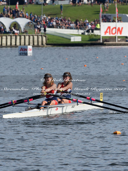 Taken during the NZSSRC - Maadi Cup 2017, Lake Karapiro, Cambridge, New Zealand; ©  Rob Bristow; Frame 2390 - Taken on: Satur...