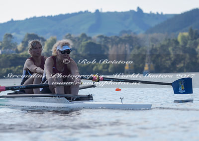 Taken during the World Masters Games - Rowing, Lake Karapiro, Cambridge, New Zealand; ©  Rob Bristow; Frame 528 - Taken on: T...