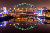 River Tyne Reflections