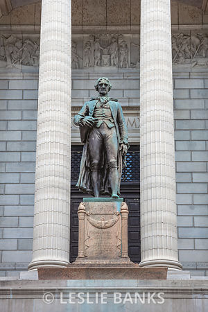 Thomas Jefferson Statue at Missouri State Capitol