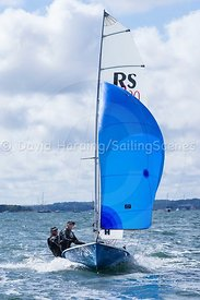 RS200 811, Zhik Poole Week 2015, 20150823541