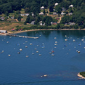 Johnson Cove, Casco Bay,Portland