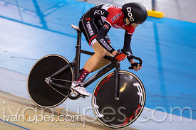 Junior Men Team Sprint Final. Canadian Track Championships (U17/Junior), April 1, 2016