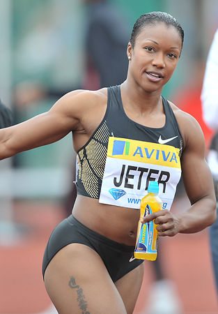 Images from the Aviva Grand Prix at Crystal Palace, on the first day of the Diamond League Athletics Meeting.